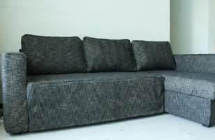 ikea manstad sofa bed custom slipcovers contemporary
