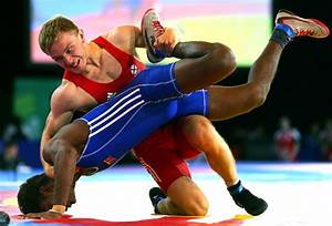 20th Commonwealth Games  Wrestling