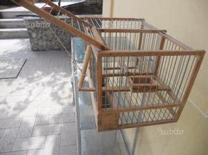 Gabbia Trappola - gabbia trappola per uccelli cardellini canarini posot class