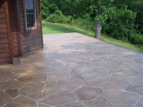 outdoor patio epoxy coating in syracuse cny creative