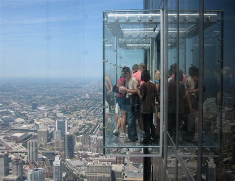 Sears Tower Observation Deck by Pin By Godlewski On Favorite Places Spaces
