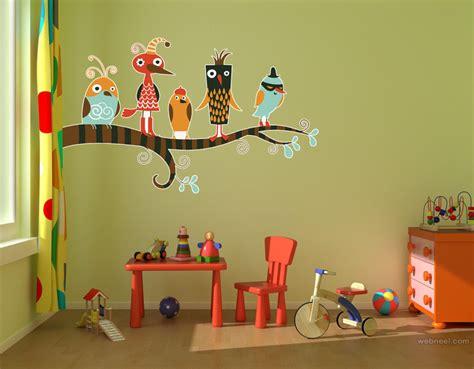 1 Wall Art Ideas Kids Room Idea