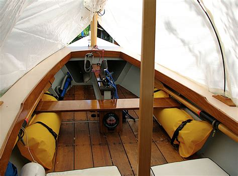 Boat Shelter Ideas by Boat Tent Feedback With Pictures Small Sailboat