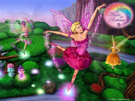 magic   rainbow wallpapers barbie movies