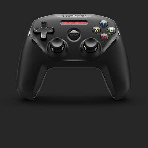 steelseries introduces nimbus controller   apple tv
