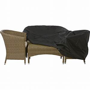 Premium large oval or rectangular garden furniture cover for Garden furniture covers at homebase