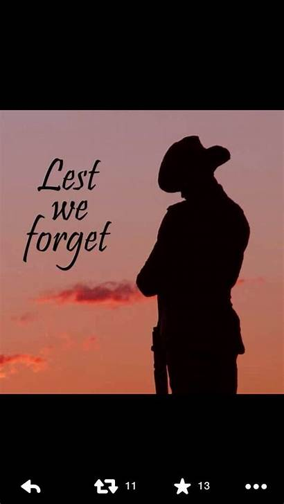 Anzac Silhouette Soldier Remembrance Poppy Quotes Ww1