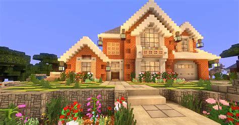 minecraft house tutorials modern house