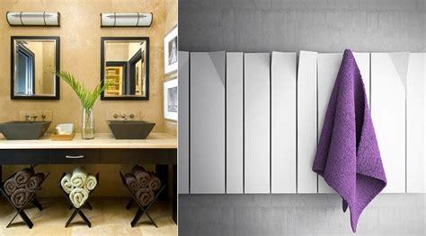 ideas  guardar las toallas en el bano