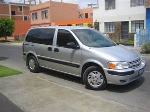 2003 Chevrolet Venture - Information And Photos