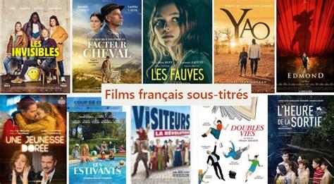 cinema films francais avec sous titres campus fle