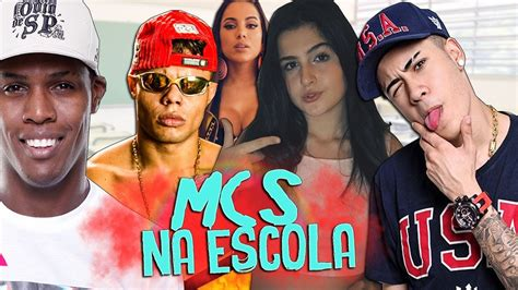 Mc's Na Escola! ( Mc Lan, Anitta, Mc Kevinho, Mc Kekel