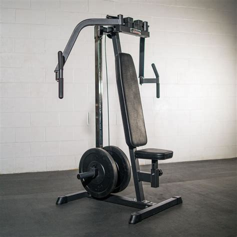 plate loaded fly machine chest  shoulder training