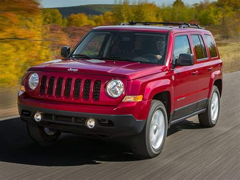 2017 jeep patriot new 2017 jeep patriot price photos reviews safety