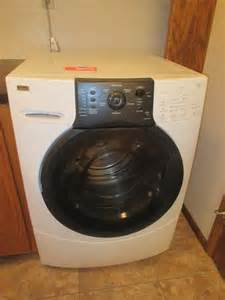 Kenmore Elite Front Load Washer