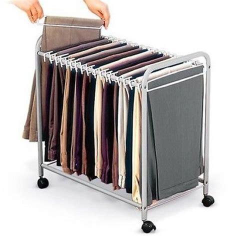 Rolling Pants Trolley Ret3616 Slacks Ties Clothes