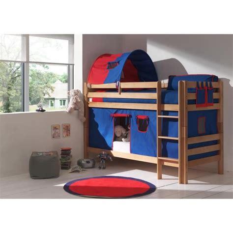 lit superpose 3 couchages pas cher maison design hosnya