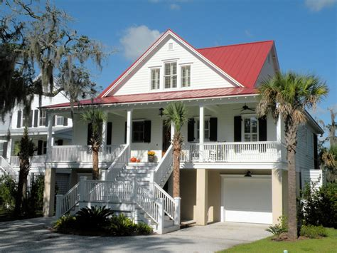 Low Country House Plans  Architectural Designs