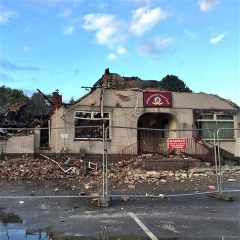 27851 northenden golf club clubhouse all but destroyed in 182605 northenden golf club will amazingly bounce back from