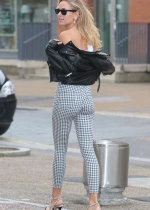 Kimberley Garner Tight Pants