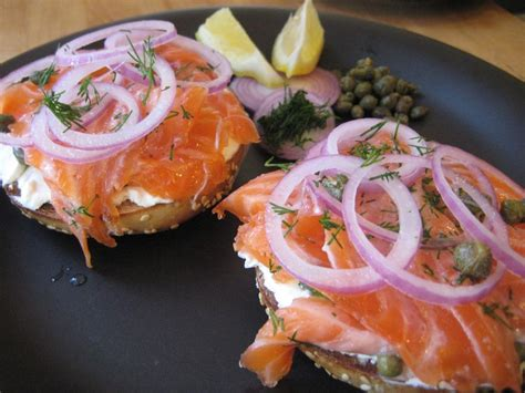homemade lox    cost  steps  pictures