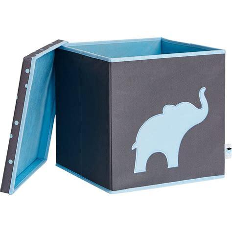 spielzeugkiste mit deckel store it spielzeugkiste mit deckel mit mdf elefant