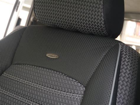 siege auto volkswagen housses de siège auto vw t6 multivan deux sièges avant