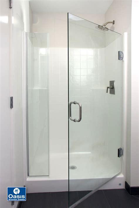 frameless shower doors panels oasis shower doors ma