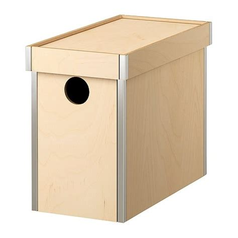 Ordner Aufbewahrung Ikea by Pr 196 Nt Box With Lid Ikea Attractive Storage For File