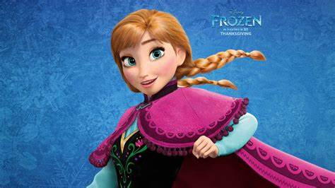 Princess Anna, Frozen (movie), Movies Wallpapers HD ...