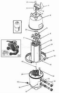 Jandy Large De Filter Del Series Parts