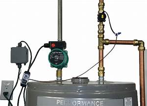 Dedicated Recirc System  U2013 Standard  U2013 Water Quick Products