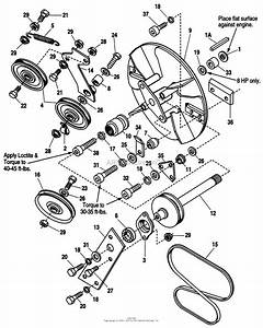 Simplicity 1692371  25  5hp Parts Diagram For Rotor Group