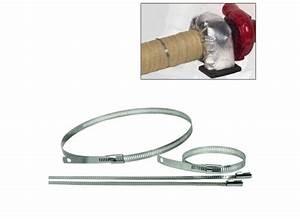 Fixation Pour Isolant : collier inox pour la fixation d isolant sur des tubes ~ Edinachiropracticcenter.com Idées de Décoration