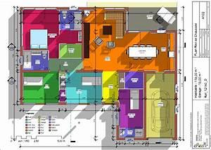 Plan Maison 4 Chambres Avec Suite Parentale : plan maison plain pied 4 chambres avec suite parentale plans maisons ~ Melissatoandfro.com Idées de Décoration