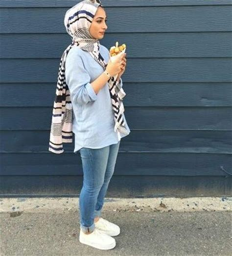 Best 25+ Hijab fashion summer ideas only on Pinterest | Hijab outfit Muslim dress and Hijab fashion