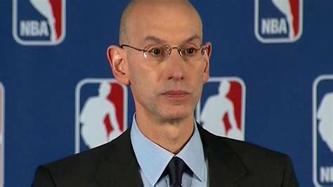 NBA Commissioner suggests league will move away from using ...