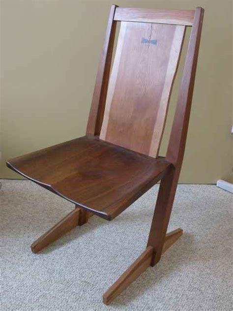 custom wood dining chairs by dumond s custom furniture