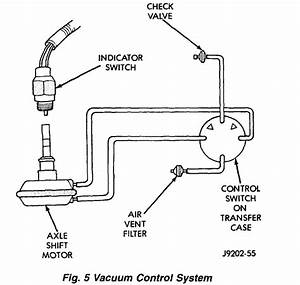 1999 Dodge Transfer Case Vacuum Lines Diagram Html
