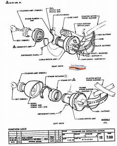 66 Chevy Truck Ignition Switch Wiring