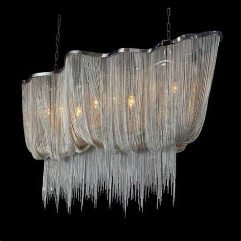 Silver Chain Chandelier by China Modern Silver Chain Lighting Chandelier Pendant