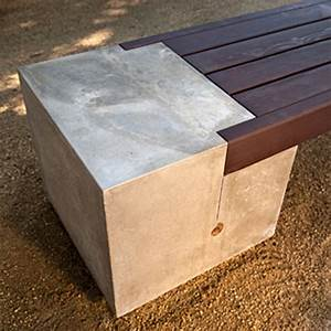 CHENG Concrete Exchange - Drawings: Rhomba Bench, Wetcast ...