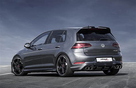 Volkswagen Golf Gti R by Oettinger Goes Worthersee With Comprehensive Golf Gti R