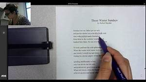 Poem Annotation Guide