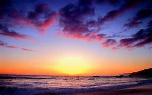 Beautiful Sunset Landscape HD Wallpapers For Pc 16731 ...