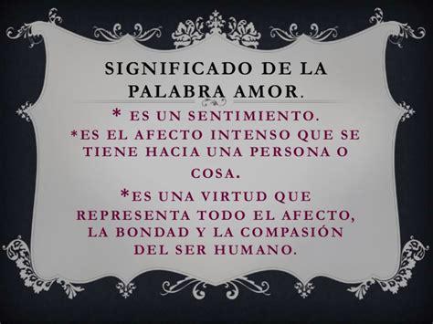 La Preeminencia Del Amor 16.02.2014