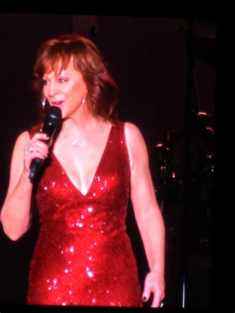 Country Singer Reba McEntire