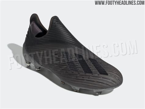 blackout iridescent adidas dark script pack boots leaked