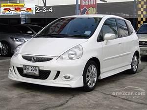 Honda Jazz 2006 Sv Vtec 1 5 In  U0e01 U0e23 U0e38 U0e07 U0e40 U0e17 U0e1e U0e41 U0e25 U0e30 U0e1b U0e23 U0e34 U0e21 U0e13 U0e11 U0e25 Automatic Hatchback  U0e2a U0e35 U0e02 U0e32 U0e27 For 290 000 Baht