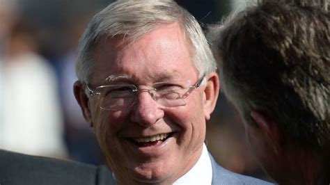 Manchester United Confirm Alex Ferguson Is Out Of